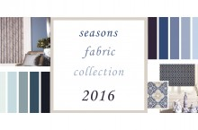 New Seasons Fabric Collection by Louvolite®.